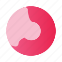 ball, mobile, sport, user interface, website icon