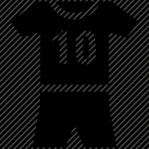 Clothing Jersey Kit Shirt Sportswear Uniform Vest Icon