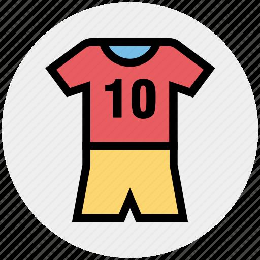 clothing, jersey, kit, shirt, sportswear, uniform, vest icon