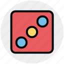 board game, casino, craps, dice, gambler, gambling icon