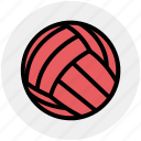 game, handball, soccer, sports, volley ball, volleyball icon