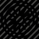 casino chip, dardboard, dartboard target, goal, target icon