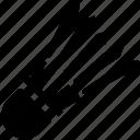 badminton, badminton birdie, feather shuttlecock, game, shuttlecock, sports, sports equipment icon