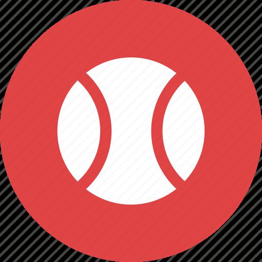 ball, equipment, game, health, play, sport, tennis icon