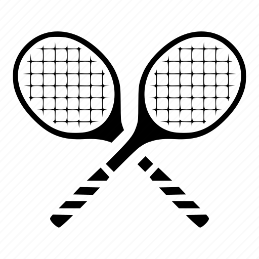 equipment, game, play, racket, sport, sports, tennis icon