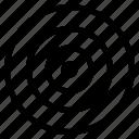 bullseye, goal, sports, target icon