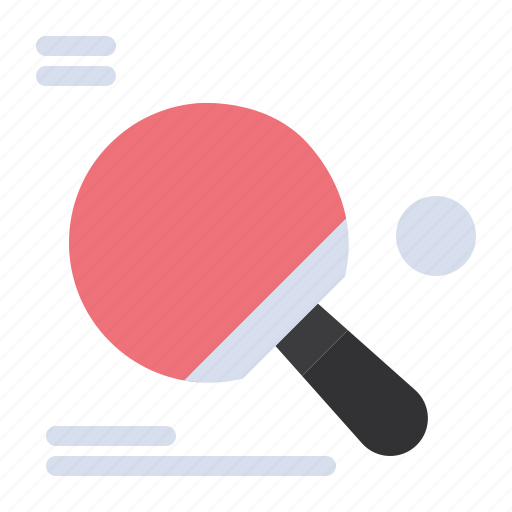 Ball, ping, pong, racket, sport, table, tennis icon - Download on Iconfinder