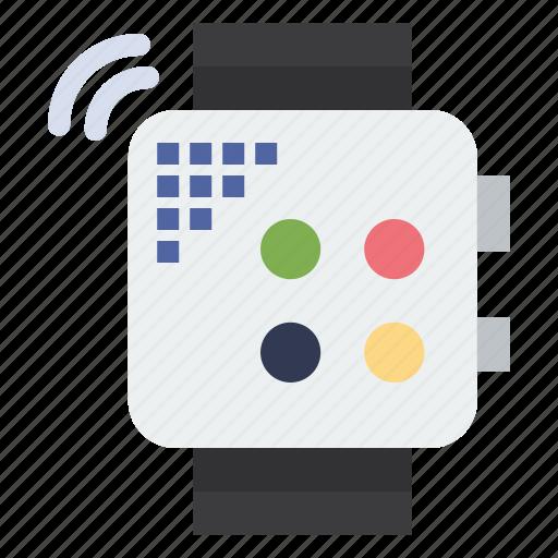 Hand, smart, smartwatch, touch, watch icon - Download on Iconfinder