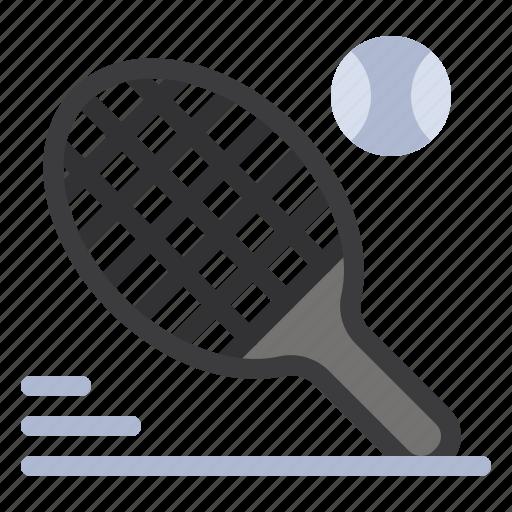 Ball, racket, sport, tennis icon - Download on Iconfinder