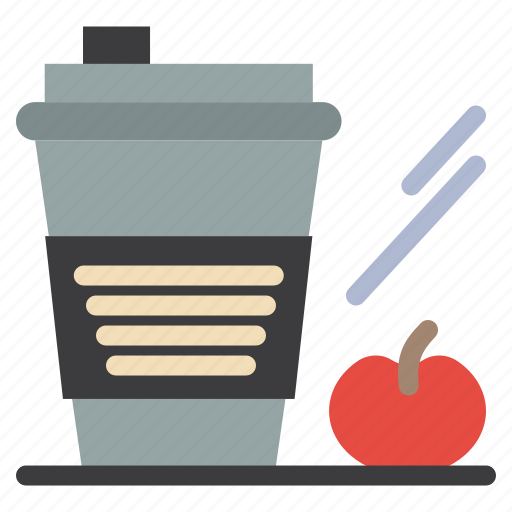 Apple, coffee, drink, glass, starbucks icon - Download on Iconfinder