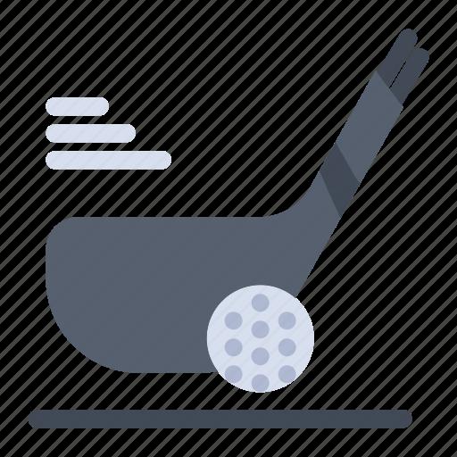 Ball, golf, short, sport, stick icon - Download on Iconfinder