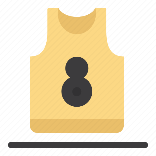 Basketball, clothing, garments, shirt, sport icon - Download on Iconfinder