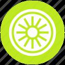 casino chip, dartboard, dartboard target, goal, target, wheel icon