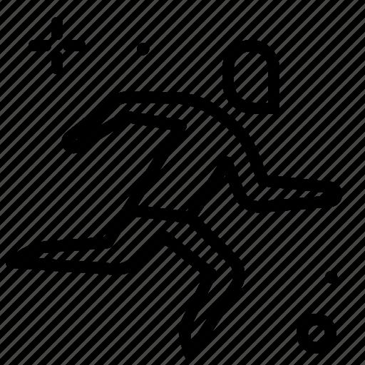 activities, healthy, hobby, outdoor, runner icon