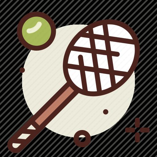 activities, healthy, hobby, outdoor, tennis icon