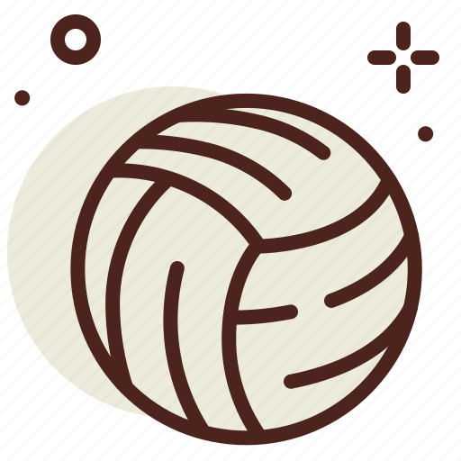 activities, healthy, hobby, outdoor, voleyball icon