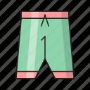 cloth, game, nicker, sport, wear icon