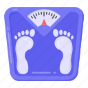 weight scale, bathroom scale, obesity scale, weight machine, weight counter icon