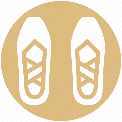 ballet, fitness, gym, ladies shoes, shoes, sports, training icon