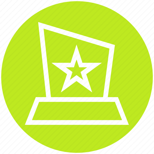 award, medal, position, prize, reward, star icon