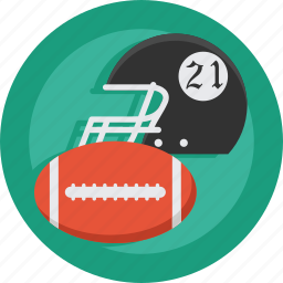 american, american football, ball, football, helmet, sport icon