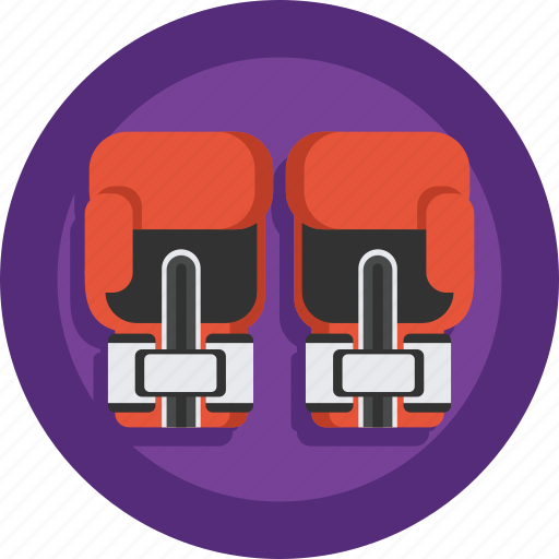 Boxing ring, boxing goves, boxing, fight, boxer, gloves, ring icon - Download on Iconfinder