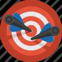 sport, archer, arrows, target, bow