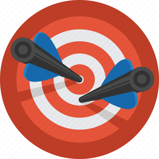 archer, arrows, bow, sport, target icon