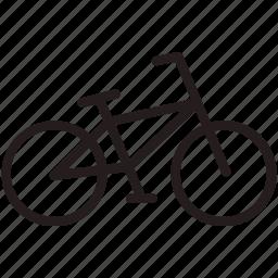 bicicle, bike, sport icon