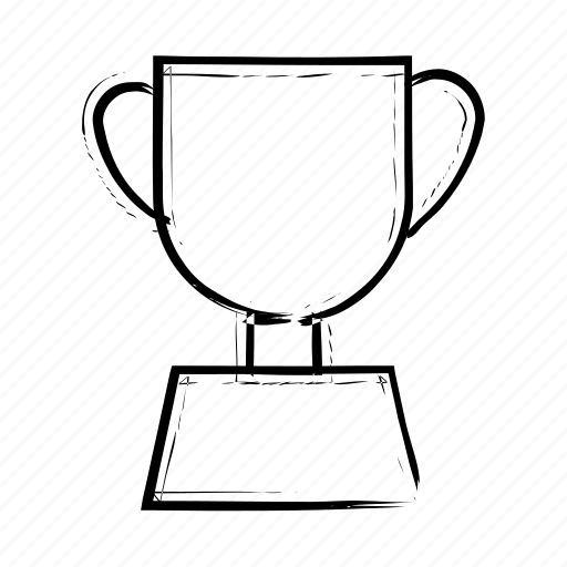 award, prize, trophy, winning cup icon icon