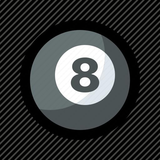 ball, billiard, carom, game, play, pool, snookeer icon