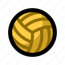 ball, beach, game, indoor, play, sport, volleyball icon