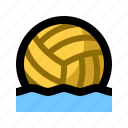 ball, game, polo, pool, sport, water, waterpolo icon