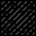 arrow, dart, target icon