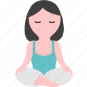 sport, sports, yoga icon
