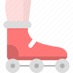 skate, sport, sports icon