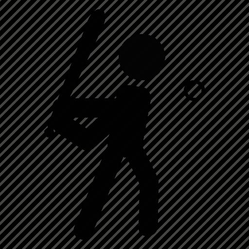 ball, baseball, bat, game, glove, softball, sport icon