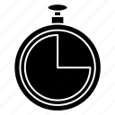sports, stopwatch, timer icon