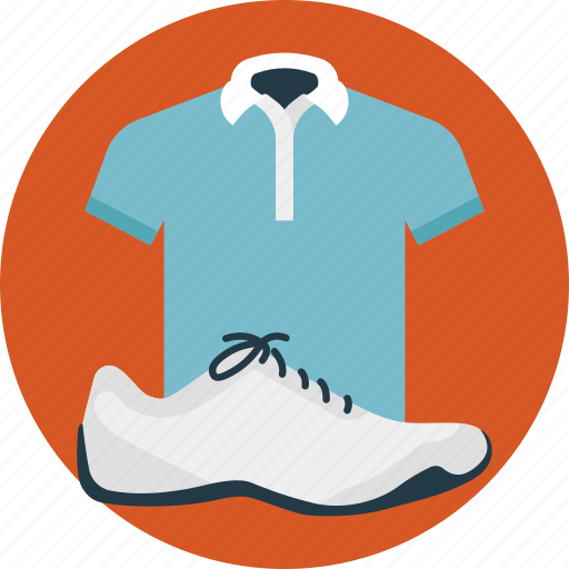game, golf course, golf jersey, golf kit, outdoor sports icon