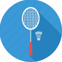 badminton, game, shettle, shuttle, shuttlecock, sport, sports icon
