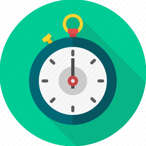 alarm, attention, bell, clock, stopwatch, timepiece, timer icon