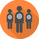 game, sharp shooter, shoot, shooter, shooting, sports, target icon