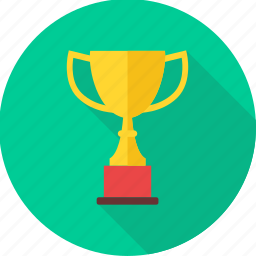 achievement, award, cup, prize, top, trophy, winner icon
