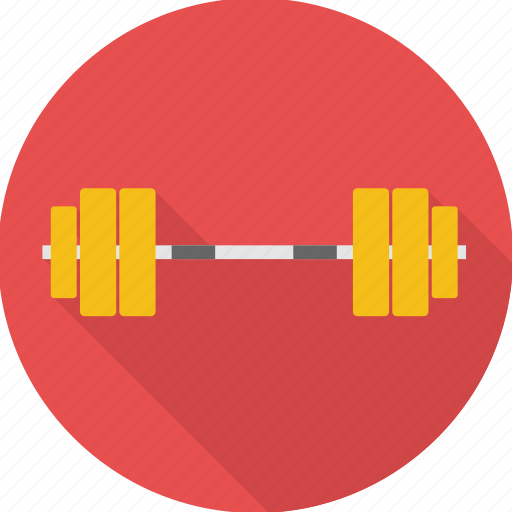 dumbbell, exercise, fitness, gym, lift, lifting, weight icon