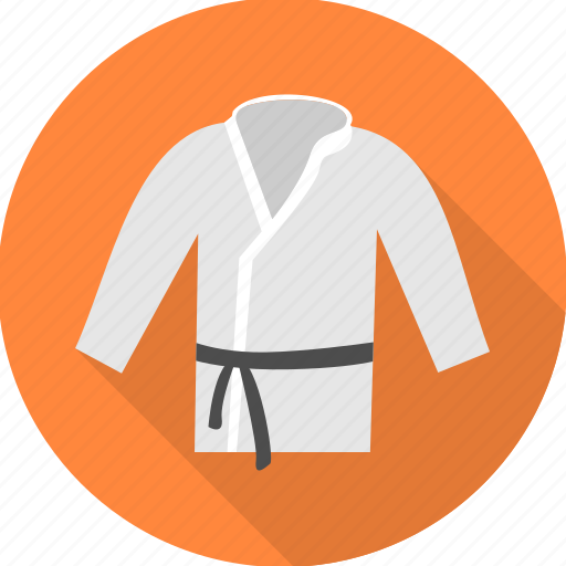 clothes, fight, fighting, karate, martial arts, sports, wrestling icon