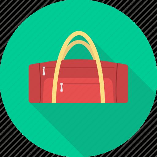 bag, sport, sports icon