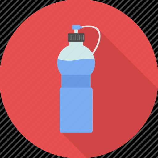 bottle, drink, shaker, sipper, sports, water icon