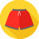 clothes, fashion, nicker, shorts, sport, sports, wear icon