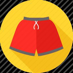 clothes, fashion, nicker, shorts, sport, sports, wear icon