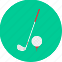 ball, game, hockey, play, sport, sports, stick icon